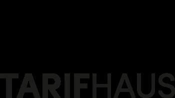 logo_tarifhaus_schwarzweiss